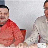 Александр Грановский и Андрей Адамовский