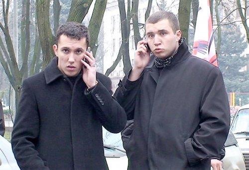 Дмитрий Линько и Марк Соколов