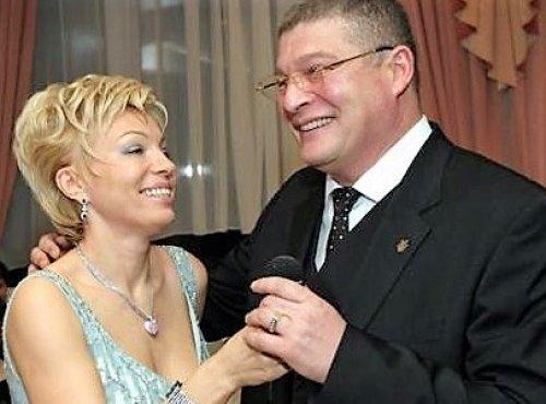 Маргарита и Евгений Червоненко