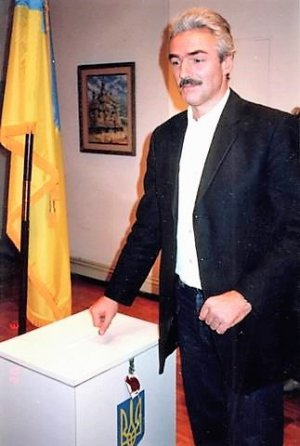 Георгий Стоянов