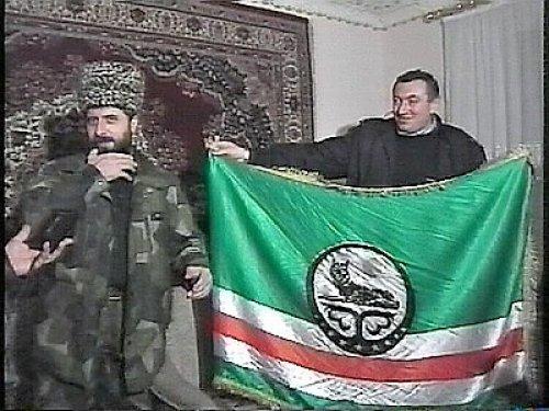 Гурвиц чеченцы Ичкерия
