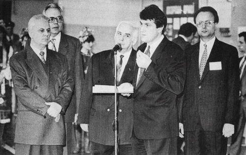 Кравчук, Звягильский, Ющенко