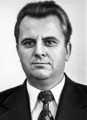 Леонид Кравчук в 80