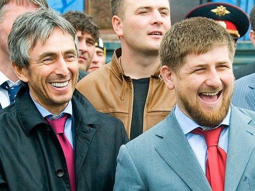 Умар Джабраилов и Рамзан Кадыров