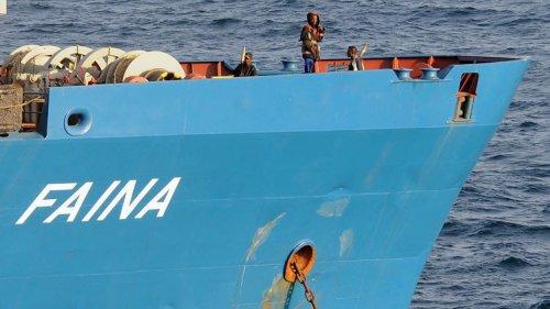 судно Фаина