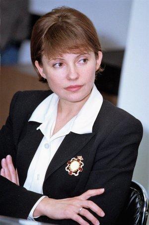 Генеральный директор ЕЭСУ Юлия Тимошенко