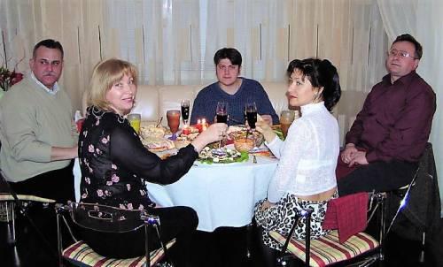 Иван Винник семья