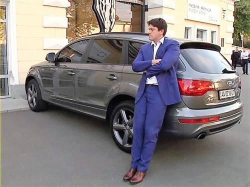 джип Винника