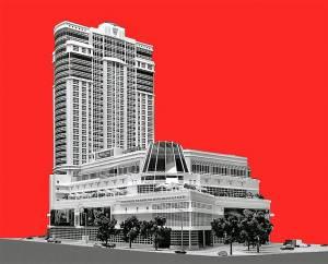 проект элитного жилья Эспланада