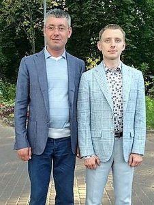 Сергей и Александр Кацуба