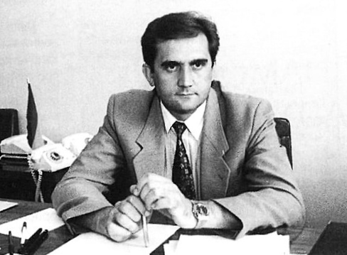 Александр Разумков