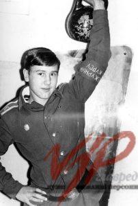 курсант Гриценко