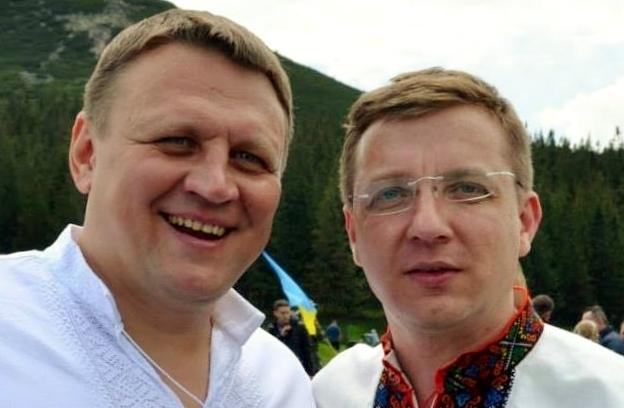 Шевченко Палийчук