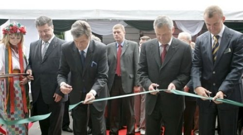 Порошенко Ющенко Матус Гладковский