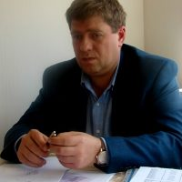 На фото – Анатолий Юркевич