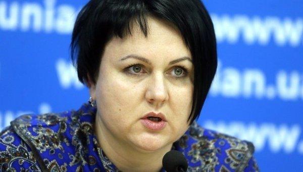 Оксана Томчук Корбан