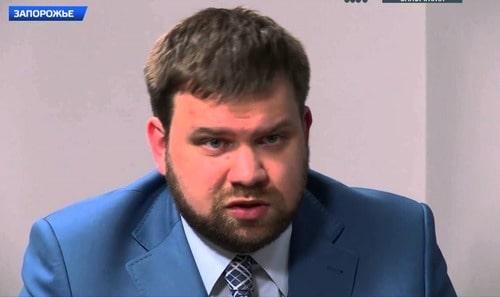 Возглавить партию «слуга народа» в Запорожье вознамерился контрабандист Артур Гатунок
