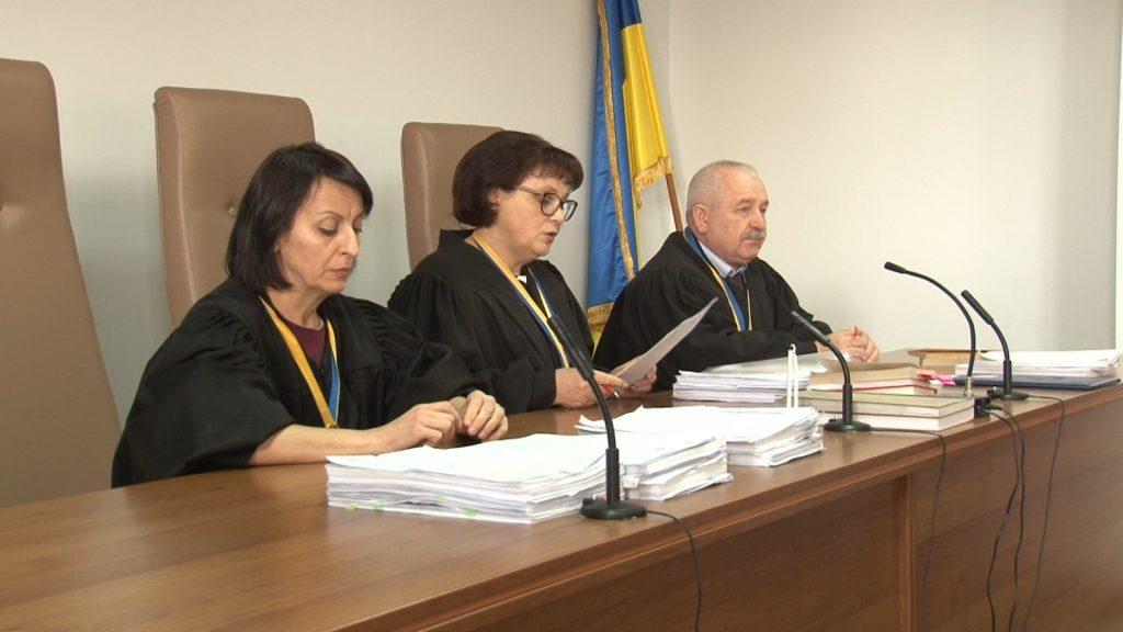 судьи Николаев