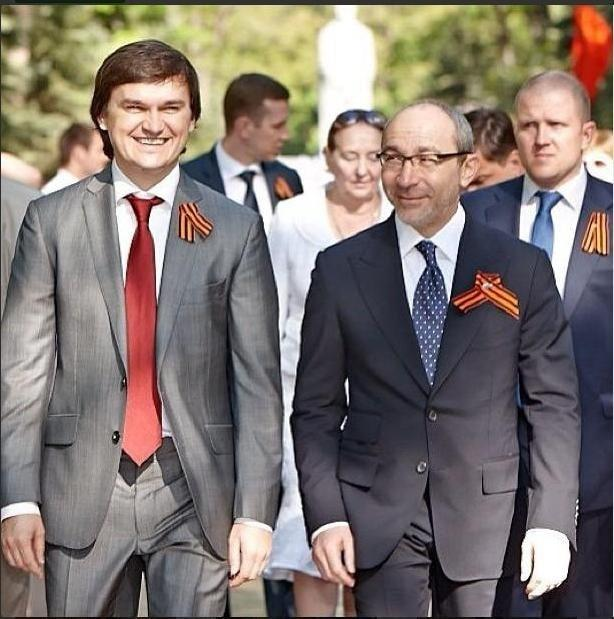 Писаренко Валерий: «мальчик» Губского, партнер Портнова, «брелок» Кернеса