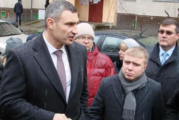 Кличко, Андреев, Тепентьев