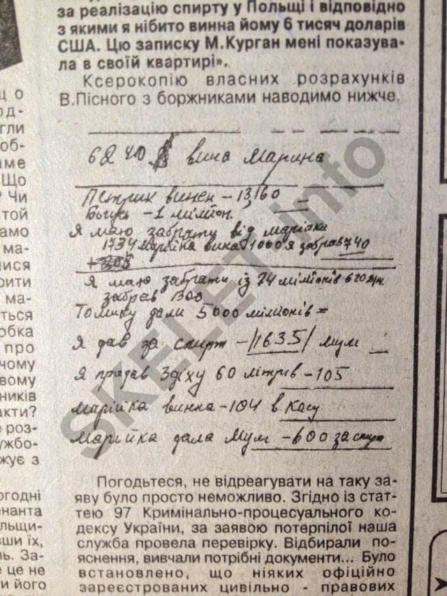 Василий Писной: карьера львовского «Антибиотика», или за что били генерала-контрабандиста