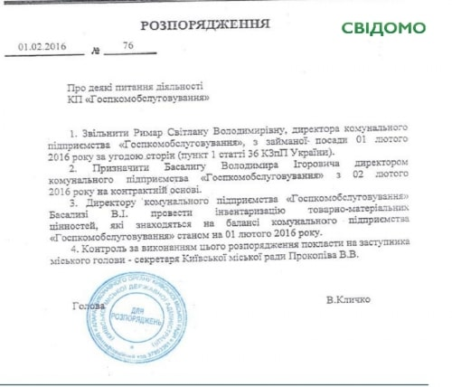 """Basaliga - Владимир Прокопив: коррупционная подноготная """"миньона"""" Кличко"""