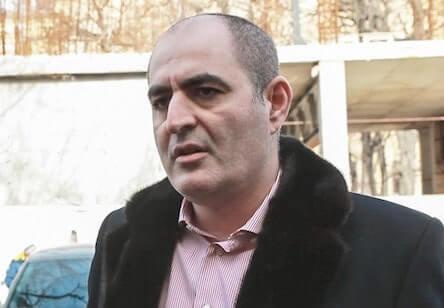 Амирханян Араик. Как «армянская мафия» дерибанит украинские дороги