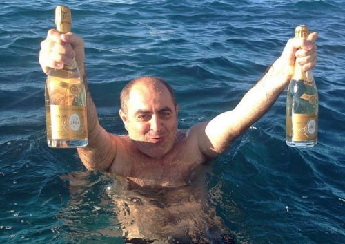 Араик Амирханян: украл – выпил – в тюрьму!