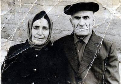Рушан Асоевич Амирханян с супругой