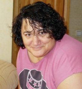 Роза Баум мать Бориса Баума