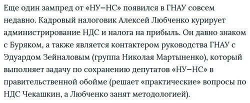 Алексей Любченко Зеркало недели