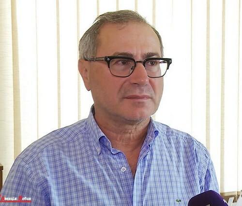 Олег Кутателадзе, Ставницер